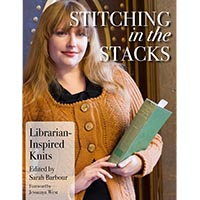 Stitching in the Stacks knitting patterns